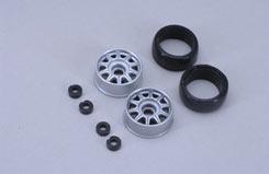 Wheelie Wheel (Pk2) for MG090 - z-cenmg073
