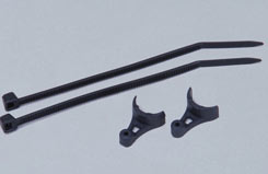 Tail Pushrod Guides - Cypher - z-ef-cy0350