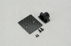 Gyro Boom Mount (Carbon) - V2 Only - z-ef165301