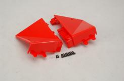 LM Rear Frame Set (Red) - z-h0402-349