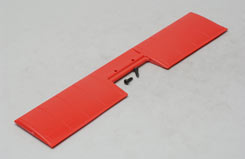 LM Horizontal Fin - Red - z-h0402-351