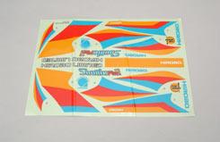 0402-654 Decals- Shuttle ++2 - z-h0402-654