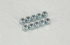 2505-007 Nylon Nut - M4 - z-h2505-007