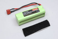 9.6v 1100mAh Power Pack - OS Lite - z-js-82008