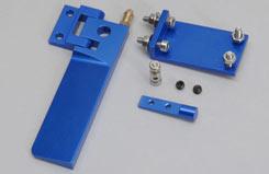 93012 Rudder & Support Set - z-js-93012
