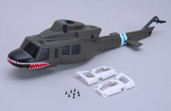 MC0828 Army Fuselage MCoptr - z-mc0828