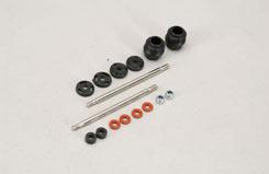 Shock Rebuild Kit-Rear All X-Cel - z-xtm149156