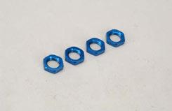 149304 Wheel Nut - Blue XTM - z-xtm149304