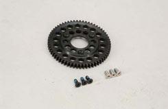 61T Spur Gear-Steel Mammoth ST/XLB - z-xtm149795