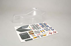 Body (Clear) & Decals XLB - z-xtm149950