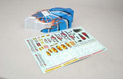 Body (Blue/Copper) & Decals XT2 - z-xtm149965