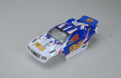 3851B Blue Body Rage - z-xtm3851b