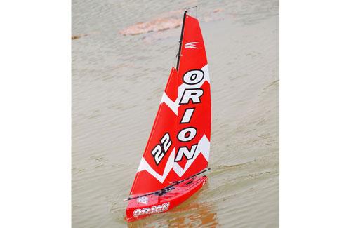 Joysway Caribbean 1:46 Sailboat RTR 2 4GHz